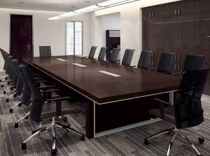 会议桌安装